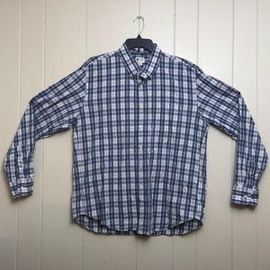 J. Crew Button Down Dress Shirt XL